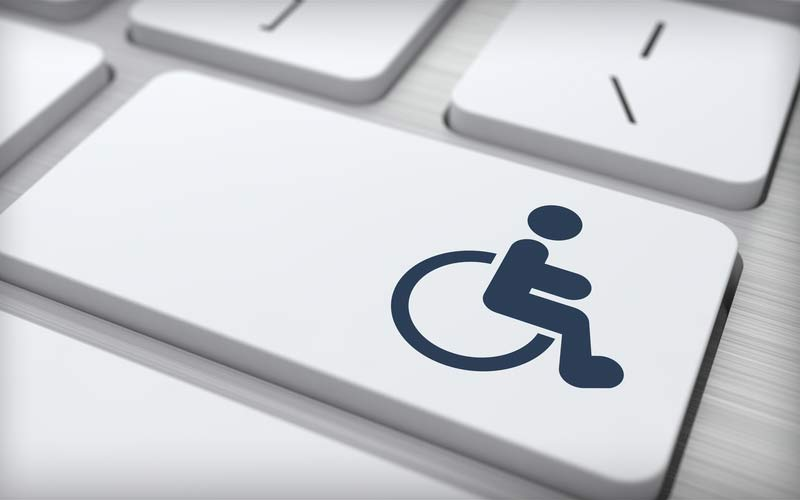 Site internet accessible au handicap